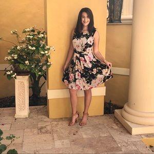 New York & Company Floral dress